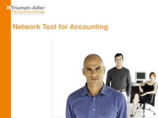 Network Tool for Accounting