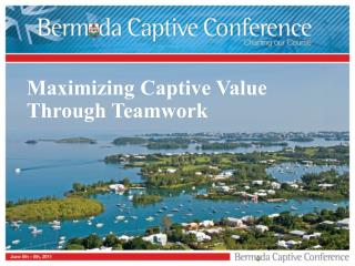 Maximizing Captive Value Through Teamwork