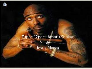 tupac shakur bibliography