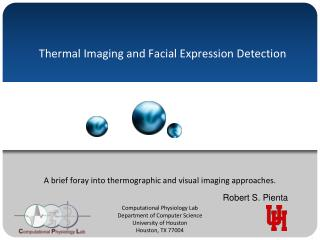 Thermal Imaging and Facial Expression Detection