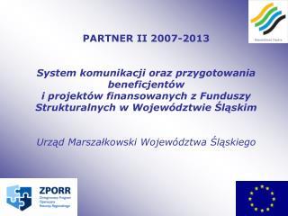 PARTNER II 2007-2013