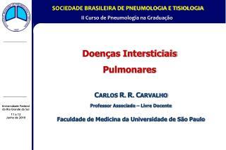 II Curso de Pneumologia na Graduação