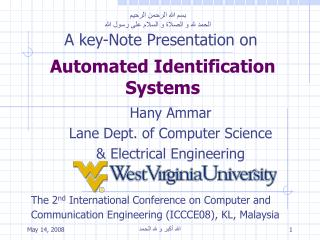 Automated Identification  Systems