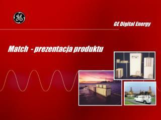 Match   - prezentacja produktu