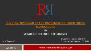 Global ISR Market Defense Technology Report 2014-2017