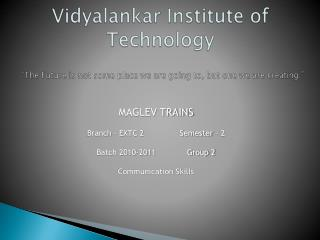 Vidyalankar Institute of Technology