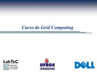 Curso de Grid Computing
