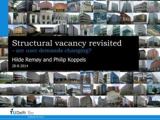 Structural vacancy revisited