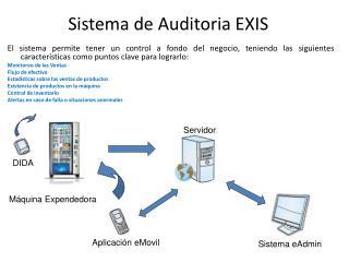 Sistema de Auditoria EXIS cas t