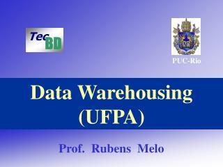 Data Warehousing (UFPA)