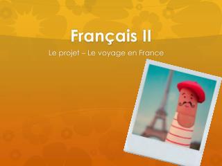 Français  II