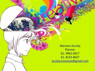 Portfolio Planner - Mariana Accioly