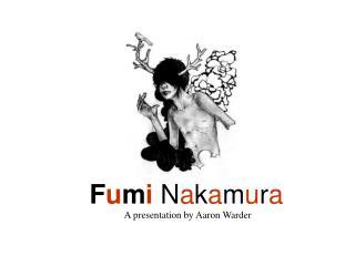 Fumi Nakamura