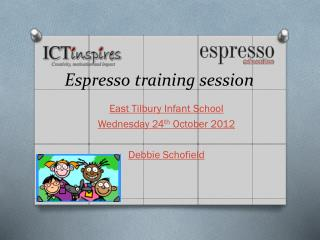 Espresso training session