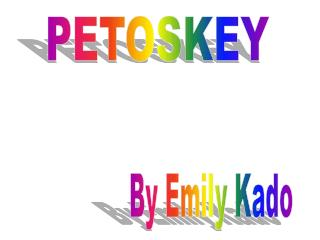 By Emily Kado