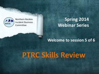 PTRC Skills  Review