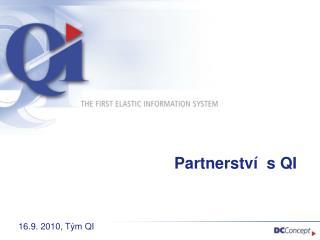 Partnerství  s QI