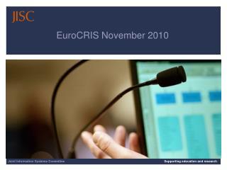 EuroCRIS November 2010