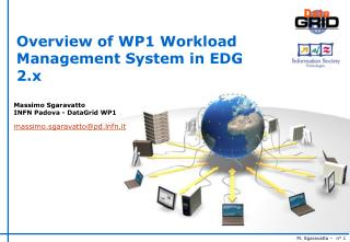 Overview of WP1 Workload Management System in EDG 2.x