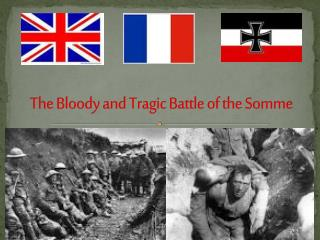 The Bloody and Tragic Battle of the Somme