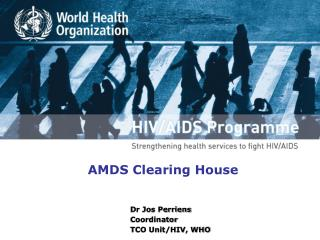 AMDS Clearing House