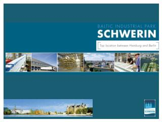 Schwerin – capital city of the Federal State Meckenburg-West-Pomerania