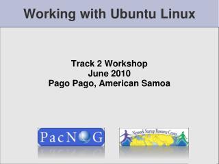 Working with Ubuntu Linux