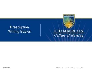E-Prescribing for Dummies