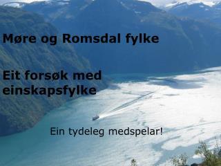 M&R fjord