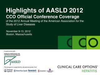 November 9-13, 2012 Boston, Massachusetts