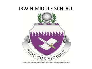 IRWIN MIDDLE SCHOOL