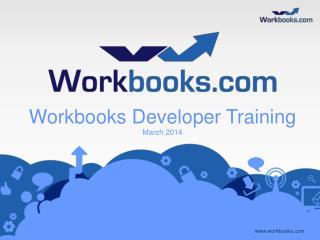 Workbooks API and the Process Engine