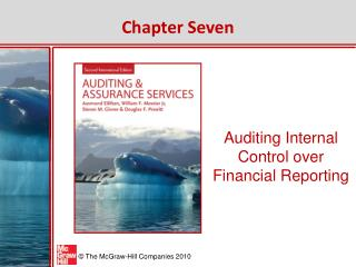 Auditing Internal Control over Financial Reporting