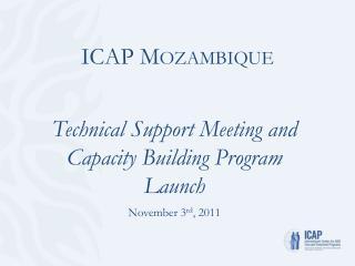 ICAP Mozambique