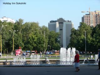 Holiday Inn Sokolniki