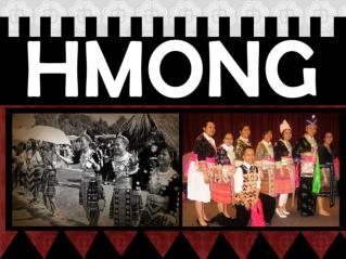 Hmong Power Point presentation