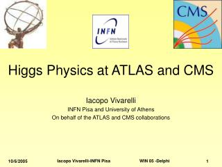 Higgs Physics at ATLAS and CMS