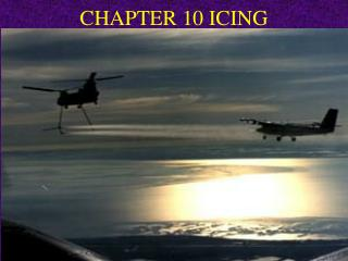 CHAPTER 10 ICING