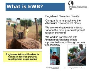 What is EWB?