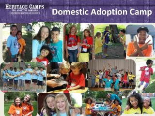 Domestic Adoption Camp