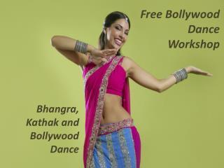 Free Bollywood Dance Workshop