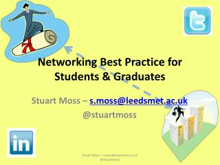 Networking Best Practice for Students & Graduates