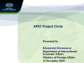 APEC Project Circle