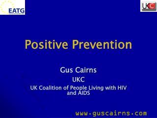 Positive Prevention
