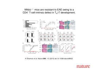 K Okamoto  et al. Nature 000 , 1-5 (2010) doi:10.1038/nature08922