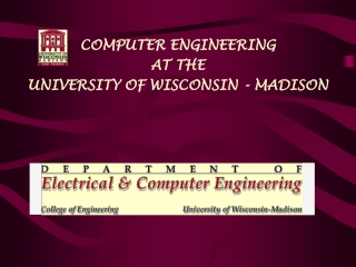 Special applications of VLSI design
