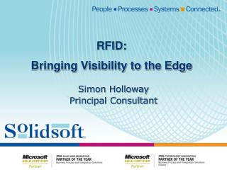 RFID: Bringing Visibility to the Edge