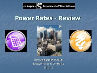 Power Rates - Review