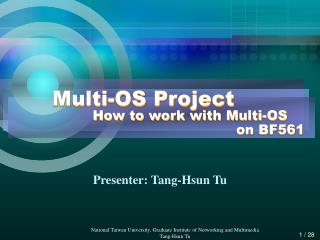 Multi-OS Project