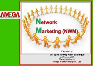 N etwork M arketing (NWM)